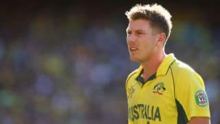 James Faulkner expects more high-scoring ODIs between India and Australia