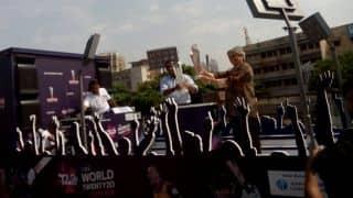 ICC World T20 2016: Trophy tour reaches Mumbai