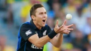 CSK vs SRH IPL 2015: Nice to get the nod ahead of Dale Steyn, says Trent Boult