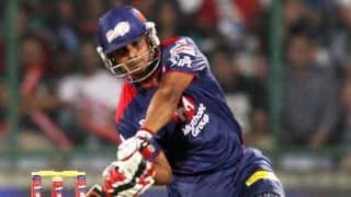 India vs Sri Lanka 2014, 5th ODI at Ranchi: Kedar Jadhav out for 20