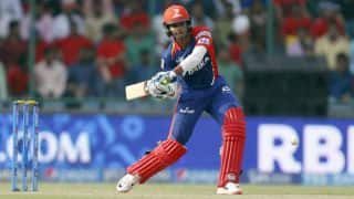 Delhi Daredevils slow and steady against Mumbai Indians in IPL 2015