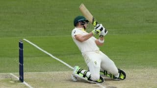 The Ashes 2017-19, 1st Test, Day 3: Australia in trouble before lunch, but Steven Smith continues leading resurgence