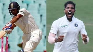 2nd Unofficial Test: Mayank Agarwal, Umesh Yadav set to play as India A eye 2-0 lead