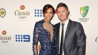 Michael Clarke's wife to participate in television reality show