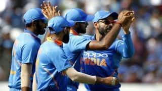 भारतीय टीम संतुलित लेकिन विश्व कप का कोई प्रबल दावेदार नहीं: रोड्स
