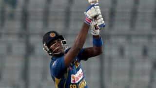 India vs Sri Lanka 2014, 5th ODI at Ranchi: Angelo Mathews, Lahiru Thirimanne steady ship