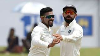 The thought of missing Ravindra Jadeja will flit through Virat Kohli's mind