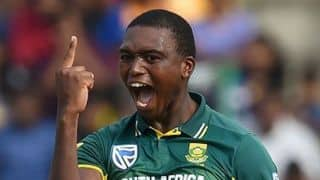 Lungi Ngidi says playing  world cup not the be-all and end-all