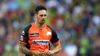 Mitchell Johnson pulls out of PSL 2018