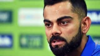 Cricket is not the most important thing in my life: Virat Kohli