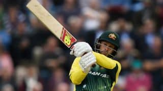 Australia likely XI for 2nd ODI against England at Lord's
