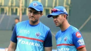 Ricky Ponting can be a great candidate for India coach says Sourav Ganguly