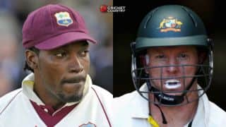 In photos: Cricketers with similar names, but different games