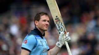 As clean as they come: Eoin Morgan's six-hitting carnival