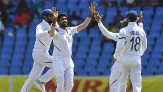 Jasprit Bumrah: Andy Roberts and Curtly Ambrose feel he could've been a West Indian fast bowler