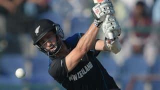 Kane Williamson out on 97; New Zealand 202/3 vs Pakistan
