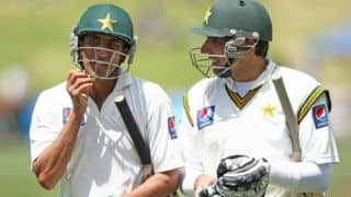 Younis Khan and Yasir Shah— Two titans of Pakistan cricket shine in 2015