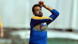 Wahab Riaz glad to have roared back in one-off T20I against England