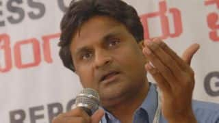 Javagal Srinath denies reports joining BJP