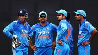 Dhoni blames Partition for bowling apathy