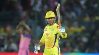 VIDEO, Royals vs Super Kings: CSK clinch last-ball thriller to hand skipper Dhoni 100th IPL win