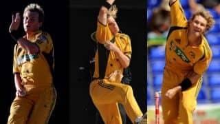 Brett Lee, Nathan Bracken, Shane Watson choke West Indies at Basseterre
