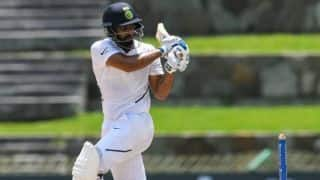 India A vs New Zealand A, 1st unofficial Test, Day-1: Hanuma Vihari fifty takes india to 216, New Zealand score 105/2
