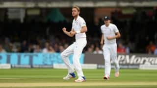 Stuart Broad becomes 3rd England bowler to take 350 Test wickets