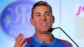 Rajasthan Royals ambassador Shane Warne reveals team's plans in UK