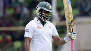 Bangladesh hold the edge against South Africa at 80/2 at lunch on Day 2 of 1st Test at Chittagong