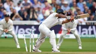 India vs England, 3rd Test: Stuart Broad, James Anderson keep India to 329 at Trent Bridge