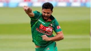 Mashrafe Mortaza: Bangladesh's batting collapse was unexpected in 2nd ODI defeat vs New Zealand