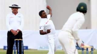 Zimbabwe vs Sri Lanka, 2nd Test: Visitors in dominance after Rangana Herath's 5-for