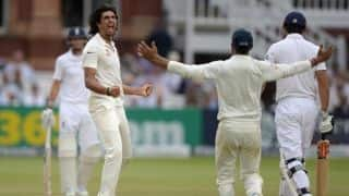 This day, that year: Ishant Sharma's seven-wicket haul helps India record first win at Lord's in 28 years