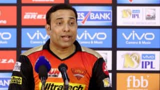 IPL 2017: Kane Williamson a terrific role model, SRH fortunate to have him, says VVS Laxman