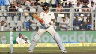 Virat Kohli creates history after scoring 150; Jayant Yadav brings up fifty vs England in 4th Test