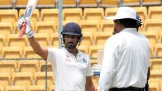 India vs England 5th Test: Karun Nair scores maiden Test century in Chennai