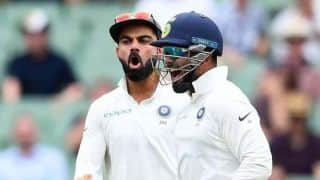 India vs England, 2nd Test: Rishabh Pant is allowed to play freely with his fearless cricket, says Virat Kohli