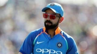Things in the Indian camp are more or less running in auto mode for us: Virat Kohli