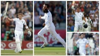 India vs England 2014: England marks out of ten