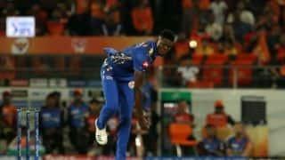 IPL 2019, SRH vs MI: Sunrisers Hyderabad crumble to debutant Alzarri Joseph's 6/12