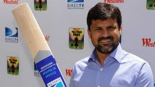 Moin Khan appointed manager and chief selector by Pakistan Cricket Board