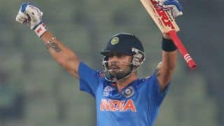 India breeze into ICC World T20 2014 semi-finals with 8-wicket win over Bangladesh