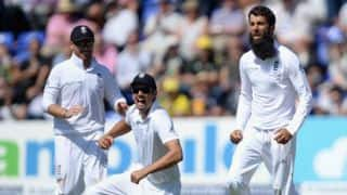 England vs Australia The Ashes 2015, Live Cricket Score: 1st Test at Cardiff, Day 3