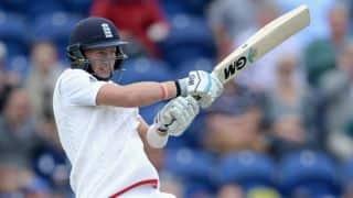 Joe Root, Gary Ballance ensure advantage England against Australia at tea in The Ashes 2015 1st Test at Cardiff