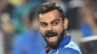 जीत के बाद कप्तान कोहली बोले- बल्लेबाजी के मुफीद नहीं था विकेट