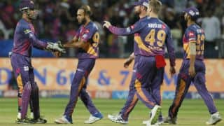 IPL 2017: RPS knock over Gujarat Lions GL for 161