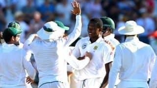 गॉल टेस्ट : द. अफ्रीका ने श्रीलंका को 287 रन पर समेटा