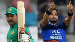 ICC Cricket World Cup 2019 Warm-up matches 2019 LIVE: Azam fifty drives Pakistan; SA lose Amla and Du Plessis in quick succession