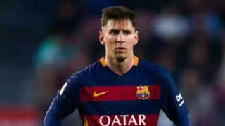 Lionel Messi to go on Croatia vacation with family